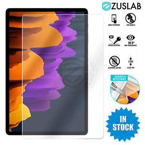 """For Samsung Galaxy Tab S7 11"""" S7 Plus 12.4"""" Tempered Glass Screen Protector"""