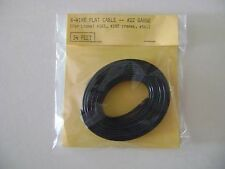 Lionel 6- Wire Flat Cable 22-GaugeBlack5 1/2 ft.