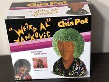 Chia Pet Weird Al Yankovic New In Box