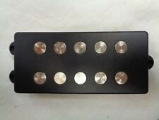 Artec MMC5 5-String Soapbar Bass Neck Pickup Black