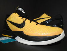 2011 NIKE ZOOM KOBE VI 6 BRUCE LEE LIGHT BULB DEL SOL BLACK TOUR YELLOW WHITE 14