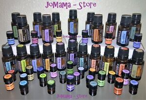 doTERRA Essential Oils - 1ml samples - Free case with a $40 or more purchase!!