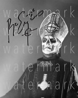 "Ghost B.C. band signed 8""X10"" print photo poster pic autograph RP"