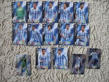PANINI ADRENALYN XL CHAMPIONS LEAGUE 2012/13  MALAGA complete set update