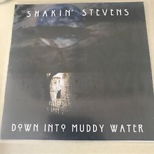 SHAKIN STEVENS 'DOWN INTO MUDDY WATER' NEW 2 TRACK CD PROMO