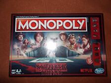 Stranger Things Monopoly Limited Edition **BRAND NEW IN BOX** - Netflix - Hasbro