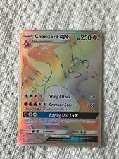 Pokemon Card Charizard GX- Hyper Rare- Mint Condition