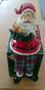 Christmas Santa       Shelf Sitting    Boxed