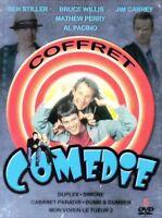 COFFRET COMEDIE - 5 FILMS - BOITIER METAL - DVD