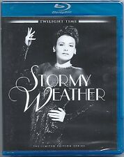 Stormy Weather Blu Ray New Twilight Time Ltd Edition All Regions Free Reg Post