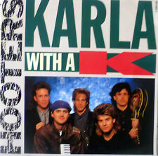 "7"" 1987 CLASSIC ROCK IN MINT-! HOOTERS : Karla With A K"