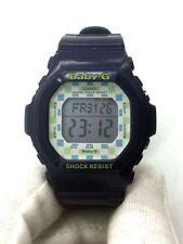 C asio Baby-G BG-5600CK Blue Ladies Watch