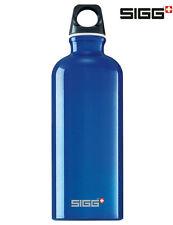 SIGG Flasche 0,6 L Blau Trinkflasche Traveller Dark Blue Dunkelblau NEU