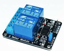 2 Channel Relay Module Dc 5v For Arduino Raspberry Pi Dsp Avr