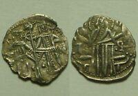 Original Silver coin BULGARIA IVAN ALEXANDER/MICHAEL 1331-55 GROSCH CHRIST CROSS