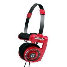 Koss Porta Pro On-Ear Stereo Headphones - Red (Foldable)