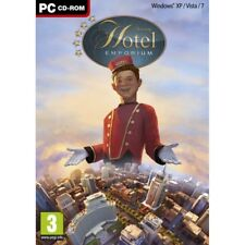 Luxury Hotel Emporium 2 PC CD Computer Game UK Delivery