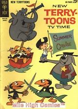 New Terrytoons (1962 Series) (Goldkey) #2 Very Good Comics Book