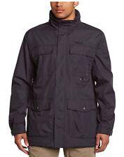 Regatta Rockwall Mens Hooded Waterproof Windproof Insulating Jacket Ash S