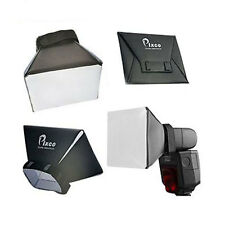 Universal Flash Lamp Light Soft Box Mini Diffuser Useful for All SLR Cameras XC
