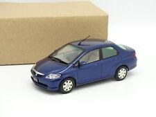 Ebbro SB 1/43 - Honda Fit Aria Bleue