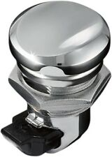 Kuryakyn - 1467 - Push Button Fuel Door Latch 49-4327 0703-0273 1467