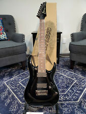 Ibanez RGA7 Arched Top 7 String Electric Guitar with Seymour Duncan Blackouts