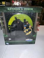 BATMAN & BLUE ROBIN NIGHTWING TOYS R US EXCLUSIVE FIGURES DC DELUXE 2-PACK NEW!