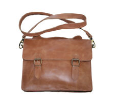 Men Messenger Shoulder Tote Bag Men Leather Small Handbag Wallet Clutch Purse