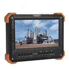 """7"""" LCD Screen HD-TVI+AHD HDMI+VGA+CVBS Camera Video Tester CCTV Test NTSC/PAL"""