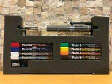 Pentel Pencil Lead Holder Set Multi 8 PH802ST