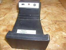 Vintage Tektronix C 5c Oscilloscope Camera For Polaroid Film Untested
