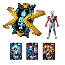 New Bandai Ultraman X DX ex de visor makeover F/S