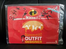 SQ Kids Set - Incredibles 2 Superhero Outfit Designer