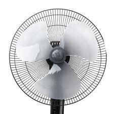 "16"" 3 Leaves Plastic Fan Blade+Fan Nut General Stand/Table Fanner Replacements"