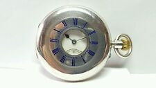 DEPREE RAEBURN & YOUNG POCKET WATCH ANTIQUE SILVER MINT CONDITION MOVEMENT#72626