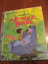 Little Golden Book: The Jungle Book (1967)