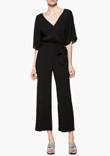 PAIGE Vanette Jumpsuit, Black, Size Small, NWT