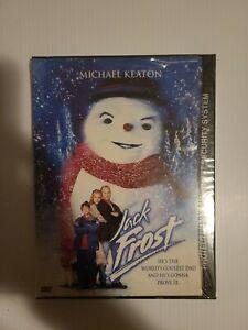 Jack Frost (DVD, 2005, Widescreen and Fullscreen)