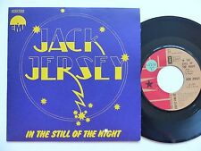 JACK JERSEY In the still of the night 2C004 25002   FRANCE  Discotheque RTL
