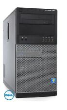 Fast Cheap Dell 790 Tower PC Computer i5 3.10GHz 4GB RAM 250GB HDD Windows 7 PRO