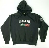 Dale Jr #88 Sweater Men's Size L Nascar Racing Winners Circle Hoodie Pullover