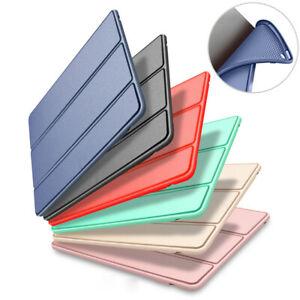 For iPad Air Pro 10.5 9.7 Mini 4 3 2 Case Smart Flip Cover with Auto Sleep/Wake