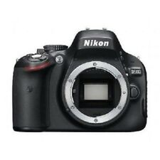 USED Nikon D5100 16.2 MP Digital SLR Body Black Excellent FREE SHIPPING