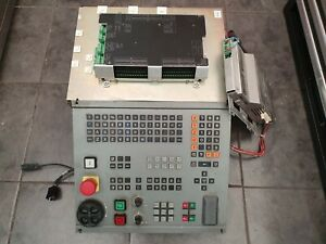 HEIDENHAIN TNC 426 Control Panel, CNC Controller and Power Supply
