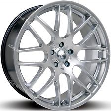 "Alloy Wheels 18"" DTM For BMW 5 Series E12 E28 E34 E60 E61 F10 Silver"