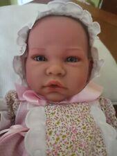 Muñeca reborn edicion limitada ASI..realistic reborn baby dolls lifelike newborn