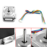 1pc 17HS4401 4-wire Nema17 Stepper Motor 1.7A For 3D Printer and CNC 42*42mm