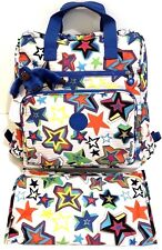 Kipling Diaper Backpack Audrie Mystic Sunset Baby Bag Overnight Changing Pad