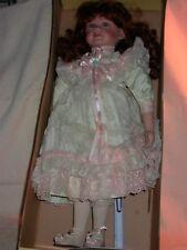 "Seymour Mann Doll - ""Francesca"", Porcelain Doll"
